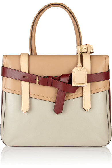 Sale alerts for Boxer 1 tri-tone leather tote Reed Krakoff - Covvet
