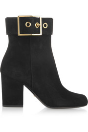 Kesha suede ankle boots