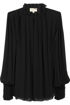 Elizabeth and James Victoria chiffon blouse