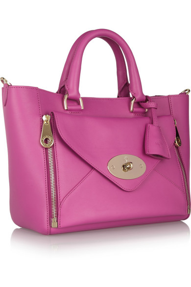 uk mulberry pink willow tote jp 9f03a 25b69