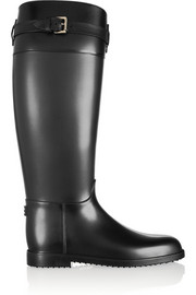 Mulberry Riding-style Wellington boots