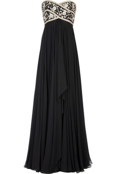 Long Black Evening Dress on Isn   T It Just Wonderful  It Looks So Flattering And Flowy And