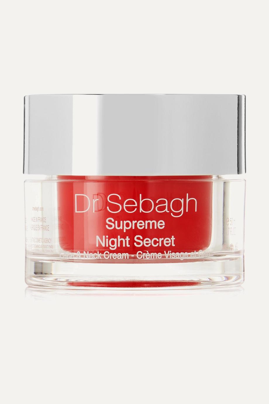 Dr Sebagh Crème de nuit, 50 ml