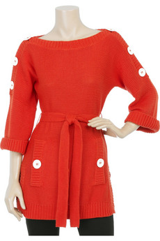 Bright Tunic Sweater