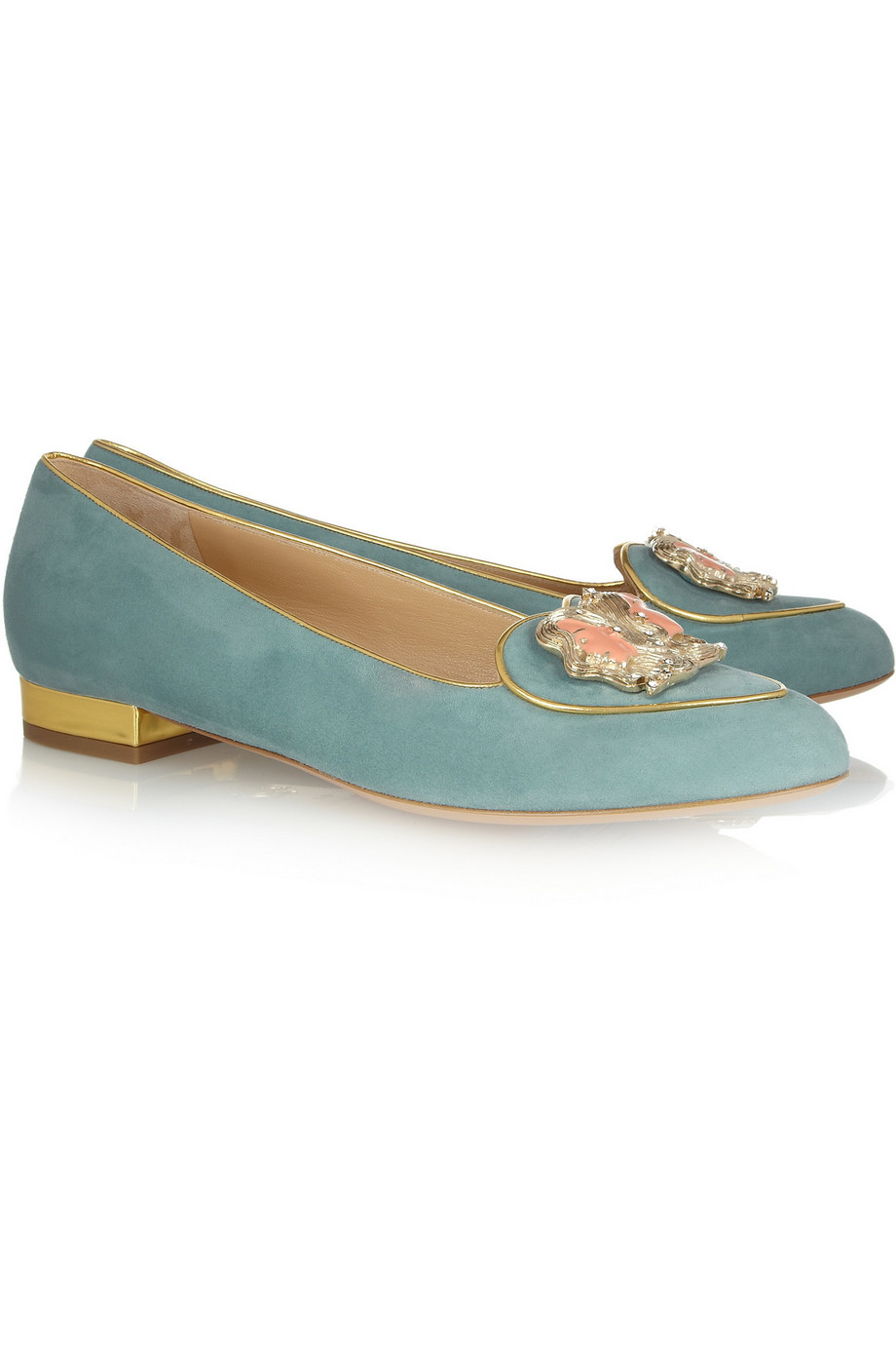 Charlotte Olympia  front