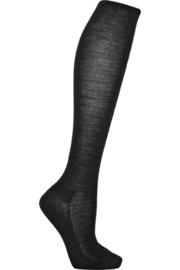 Falke No. 1 cashmere-blend knee socks