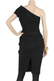La Petite S*****Asymmetric LBD dress