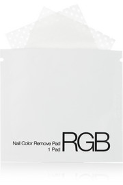 Nail Color Remover Pads x 20