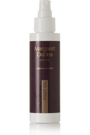 Margaret Dabbs Intensive Treatment Foot Oil, 100ml