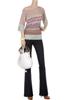 Missoni Alicia knitted sweater