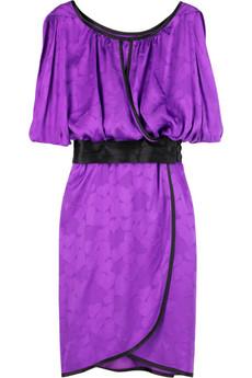 Marc Jacobs Heart jacquard dress