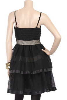 Juicy Couture Tiered tulle dress