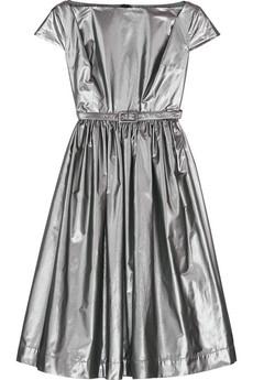 Vivienne Westwood AnglomaniaMonroe lamé dress
