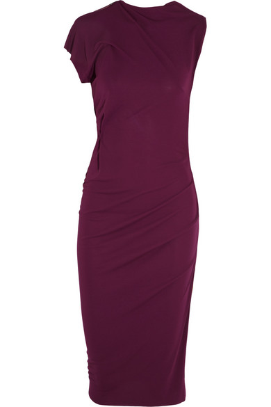Bilbao Jersey Crepe Dress by Roland Mouret