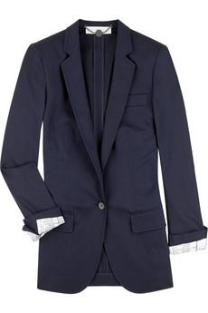 Stella McCartneyBoy-fit blazer
