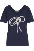 Stella McCartney Knot print T-shirt