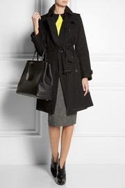 Burberry London Cotton-twill trench coat