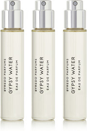 Byredo Eau de Parfum - Gypsy Water Set, 3 x 12ml