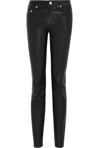 42fc9d27d74 Acne Studios   Skinny leather pants   NET-A-PORTER.COM