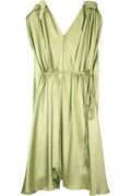 Roksanda Ilincic Silk grecian sleeveless dress