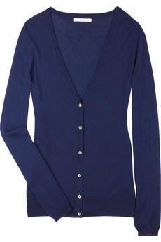 CrumpetV-neck cashmere cardigan