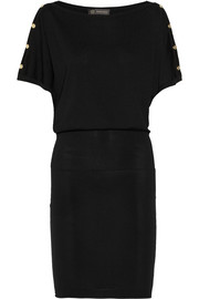 Versace Fine-knit wool dress