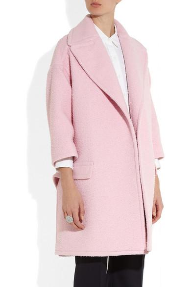 Rochas   Oversized wool-blend coat   NET-A-PORTER.COM