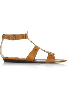 Jimmy Choo Pebble gladiator sandals  | NET-A-PORTER.COM from net-a-porter.com