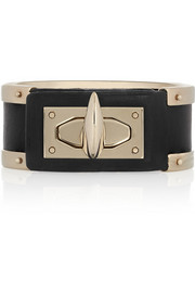 Shark Tooth leather cuff