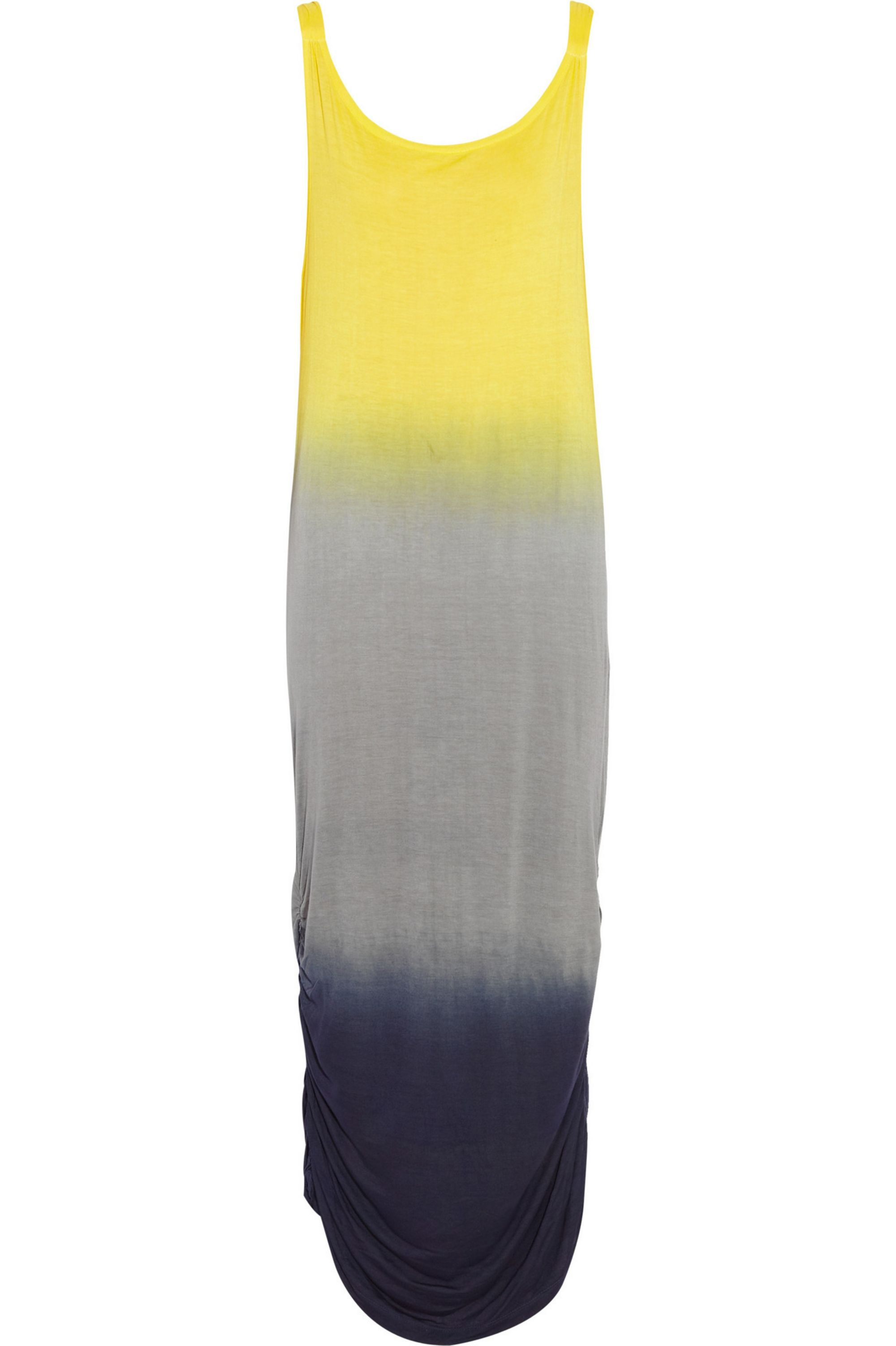 Tara Matthews Propiano ombré cotton-jersey dress