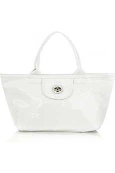 Marc by Marc Jacobs Ally patent tote