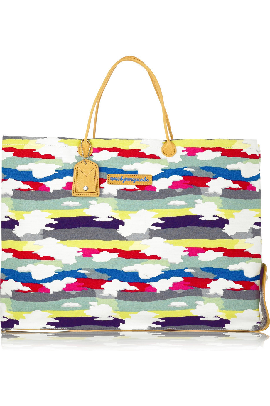 Marc by Marc Jacobs Big Tote print bag | NET-A-PORTER.COM from net-a-porter.com