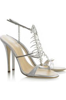 Giuseppe ZanottiFishbone sandals