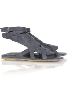 Chloé Flat gladiator sandals