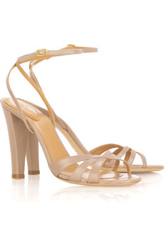 Chloé Strappy leather sandals