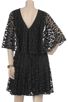 By Malene Birger Sionna cape dress