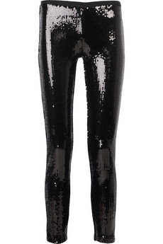 DAY Birger et Mikkelsen Shiny sequin leggings