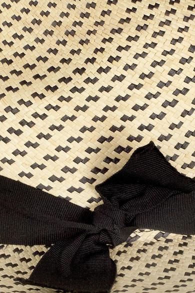2e83e801 Sensi Studio | New Erosion toquilla straw Panama hat | NET-A-PORTER.COM