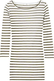DAY Birger et Mikkelsen Long striped T-shirt