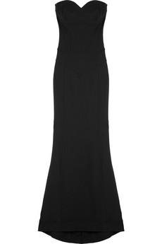 Diane von Furstenberg Olsen jersey gown
