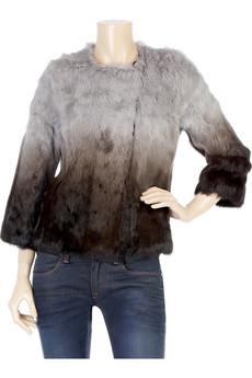 MajeCodo lapin jacket