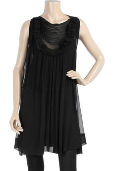 Maje Entry silk dress  NET-A-PORTER.COM from net-a-porter.com