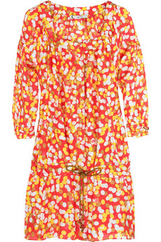 Diane von Furstenberg Blake silk dress