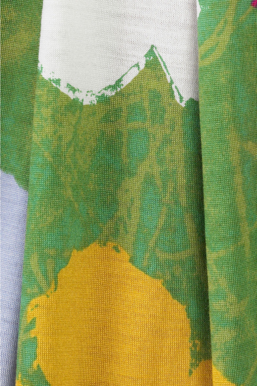 Diane von Furstenberg Kate printed tank dress