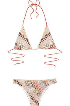 Missoni Salisburgo knit bikini