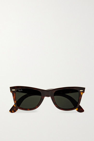 82ba7ebc1 Ray-Ban | The Wayfarer acetate sunglasses | NET-A-PORTER.COM
