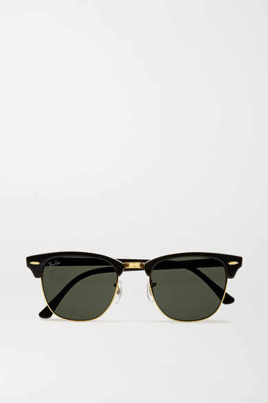 Ray-Ban Clubmaster Black Sunglasses - Rb3016 from Sunglass Hut
