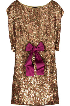 Antik Batik Sequined mini dress | NET-A-PORTER.COM from net-a-porter.com