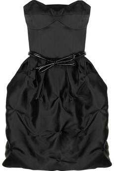 MINT jodi arnold Greta silk dress