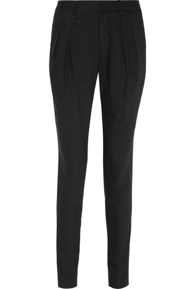 Sale alerts for Helmut Lang Primal wool-blend twill pants - Covvet